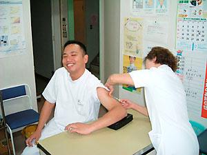中島病院勤務時代の写真2